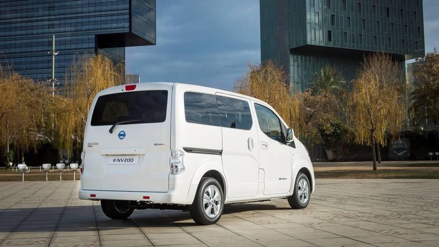 Nissan e-NV 200 40kWh