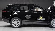 Range Rover Velar EuroNCAP Test