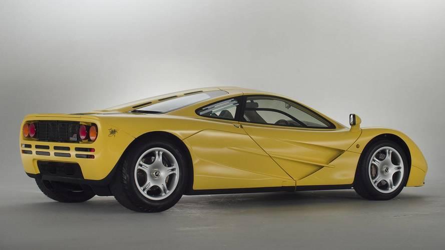 El McLaren F1 con el que cualquiera soñaría