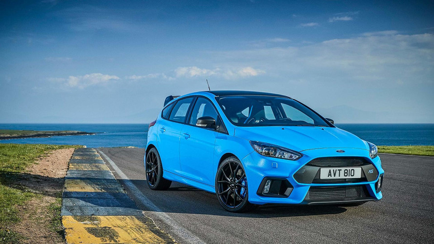 Ford Focus RS Edition: An Even More Amazing Focus RS?