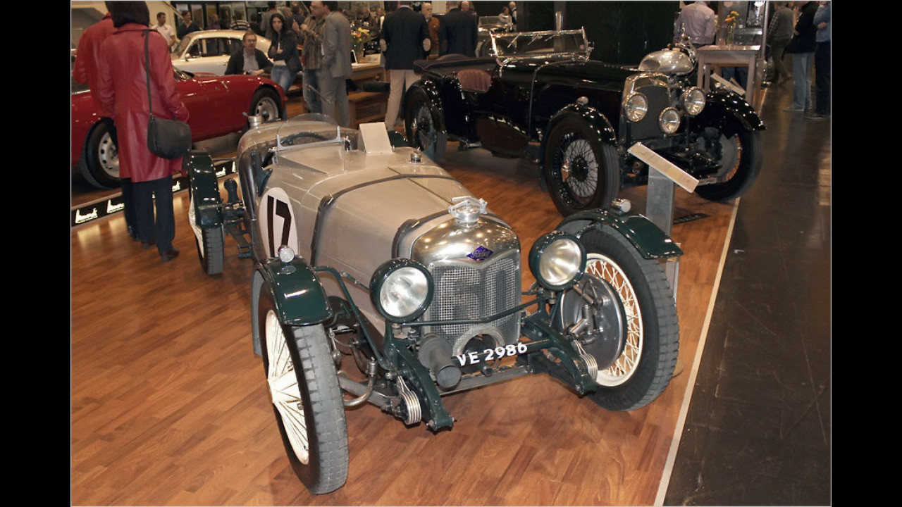 Riley 9HP Brooklands