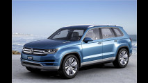 Erwischt: VW CrossBlue