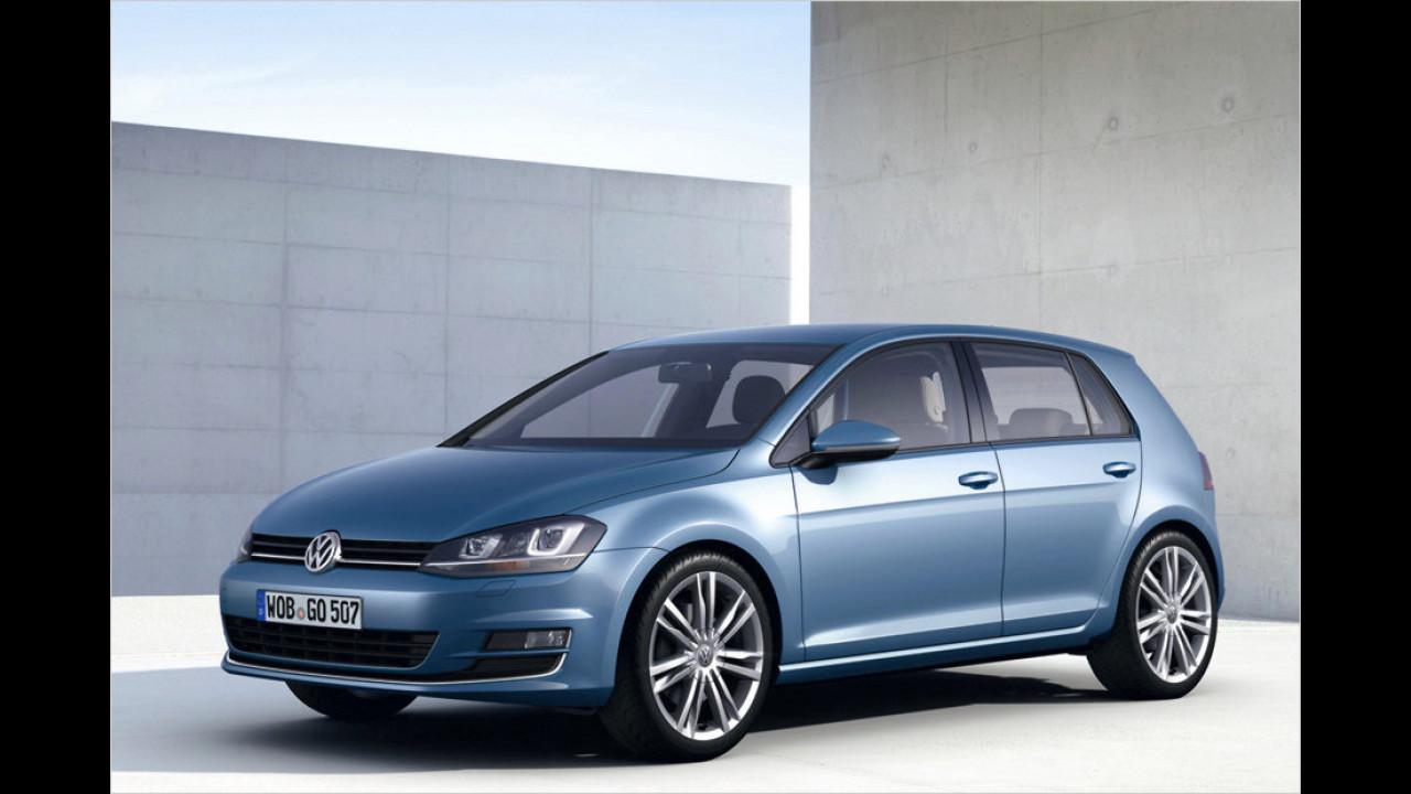 VW Golf (2015)