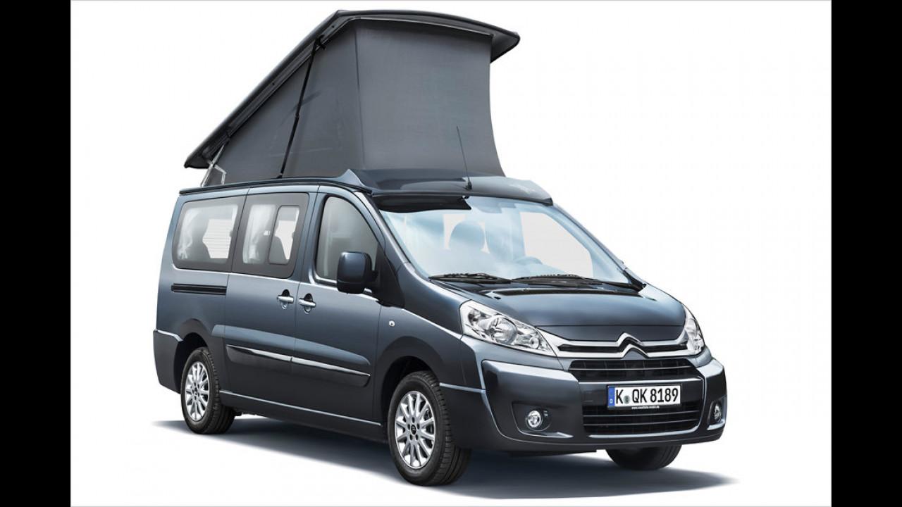 Citroën Jumpy Westfalia