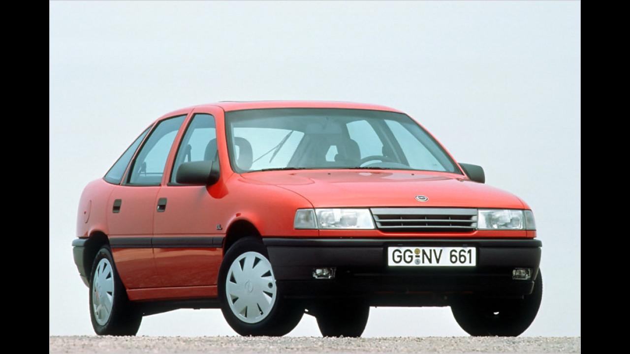 25 Jahre Opel Vectra