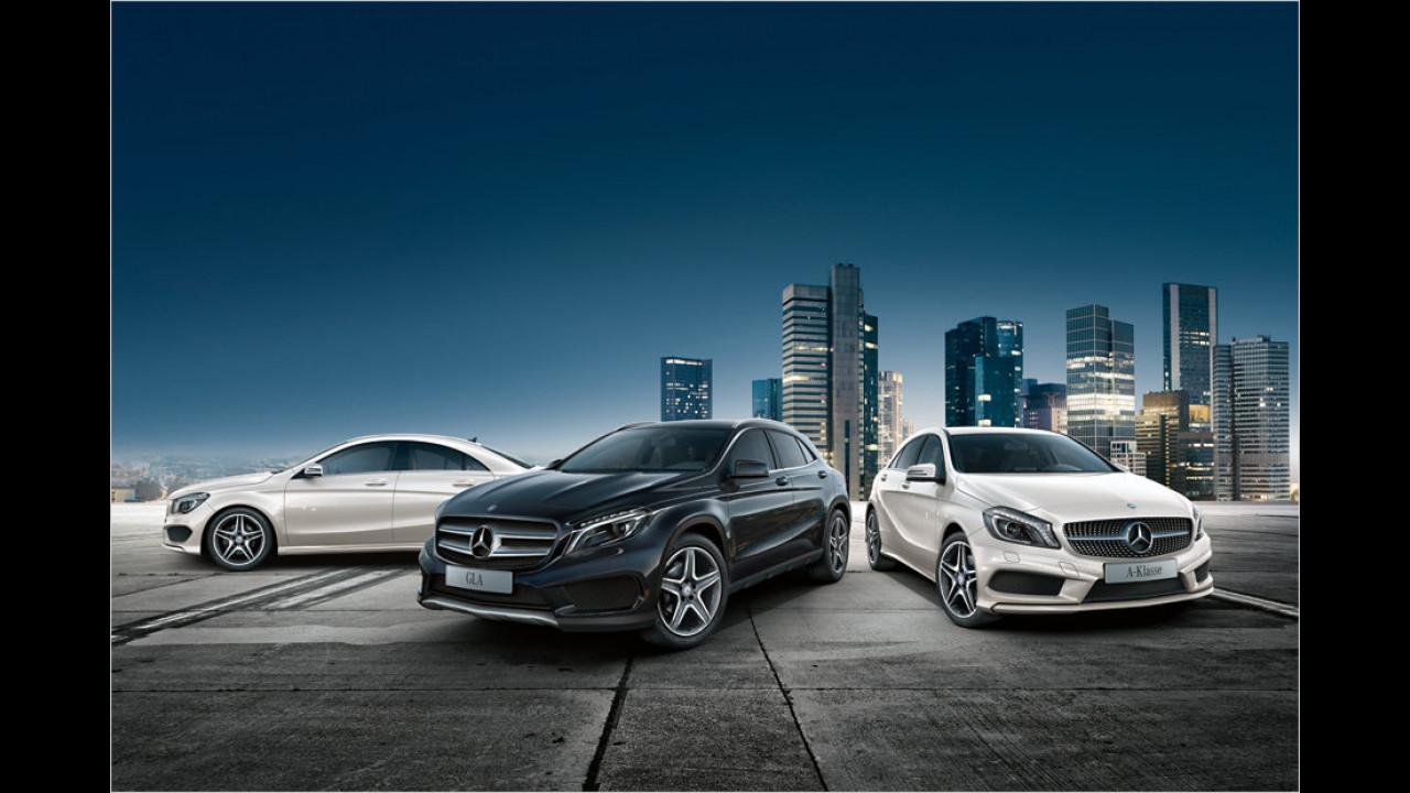 Mercedes-StreetStyle-Modelle