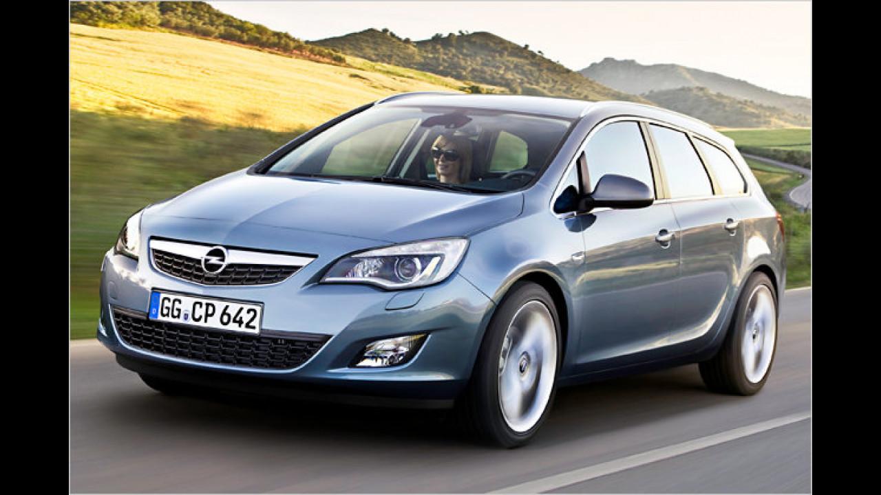 Opel Astra Sports Tourer 1.4 ecoFlex Selection