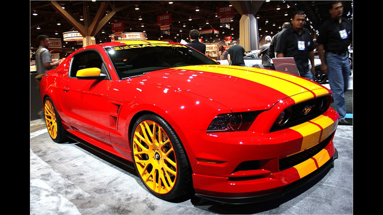 Ford Mustang GT Boy Racer