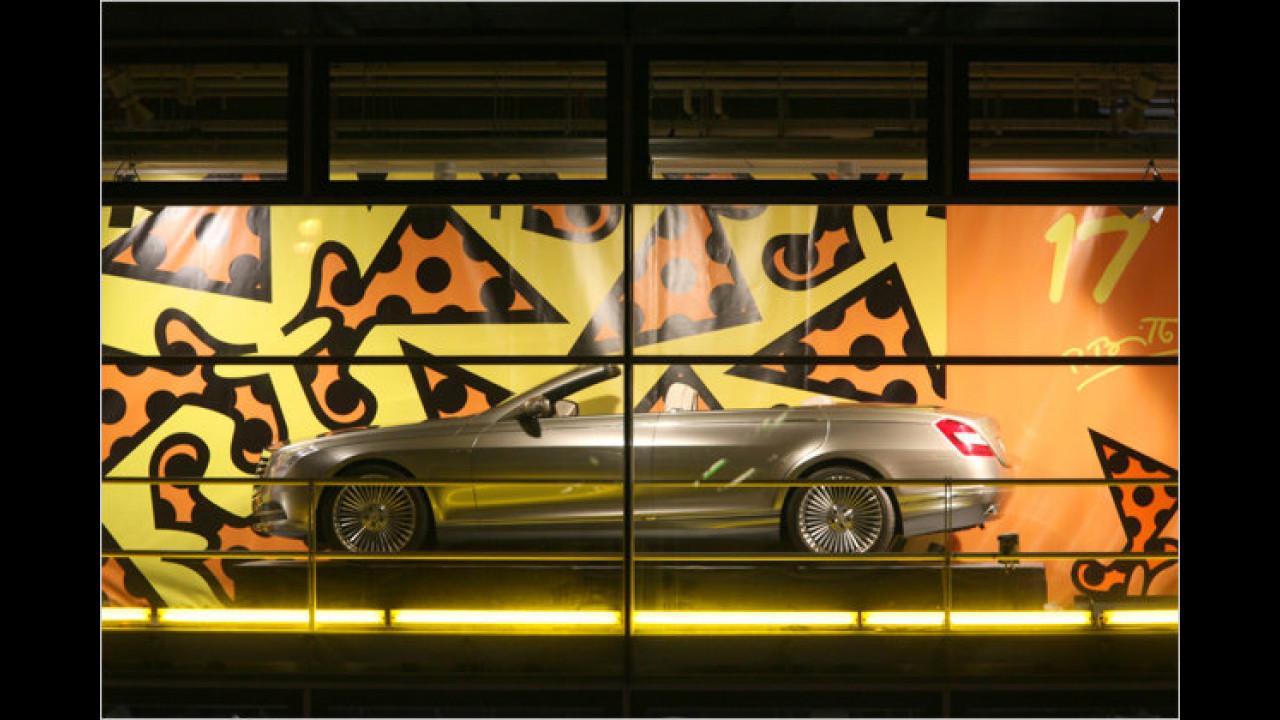 17. Dezember: Mercedes Ocean Drive, mit Romero Brittos ,Let`s go shopping