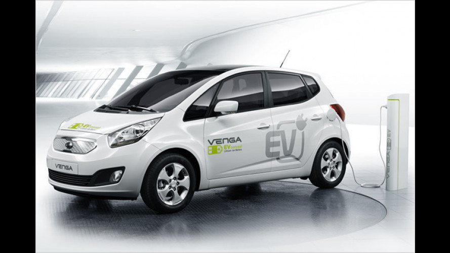 Kia in Genf: Neuer Sportage, ein Elektro-Venga und der Ray