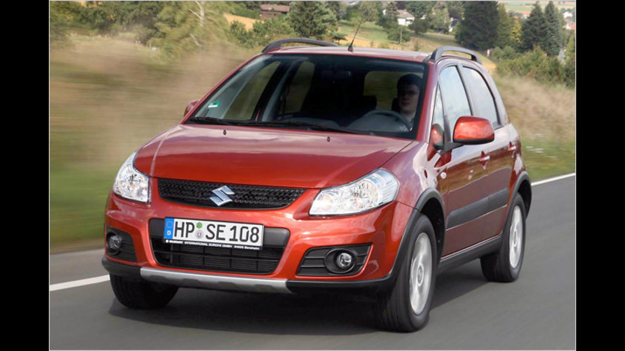 Suzuki SX4 2.0 DDiS Club i-AWD DPF