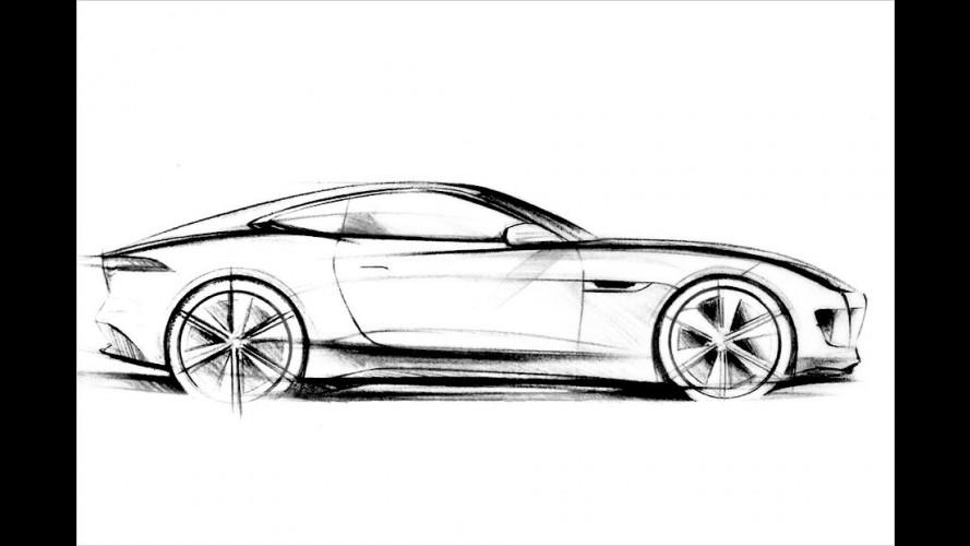 Jaguar C-X16: Elegante Sportwagen-Studie auf der IAA