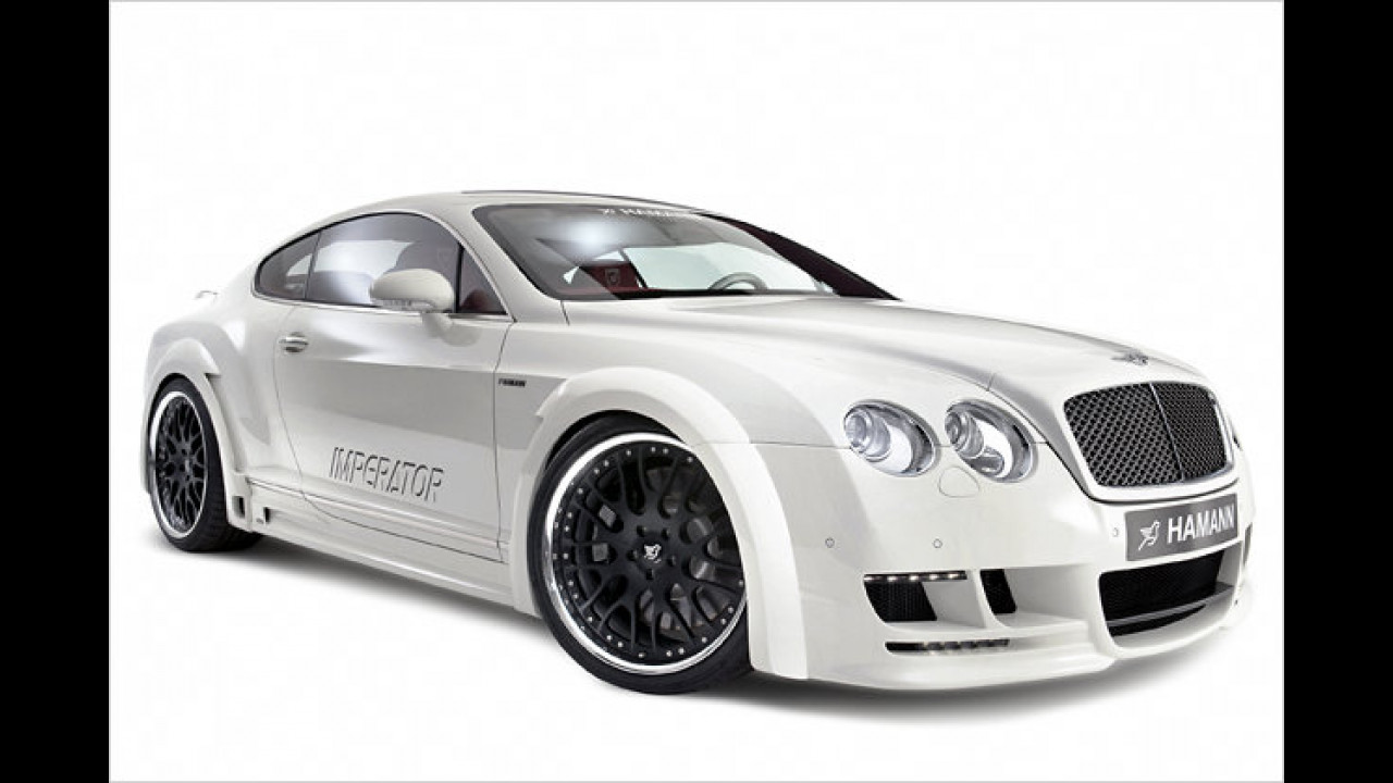 Hamann Bentley Continental GT Speed