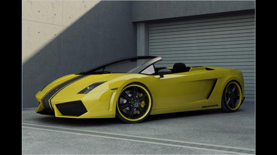 Noch mehr Power: Getunter Lamborghini Gallardo Spyder