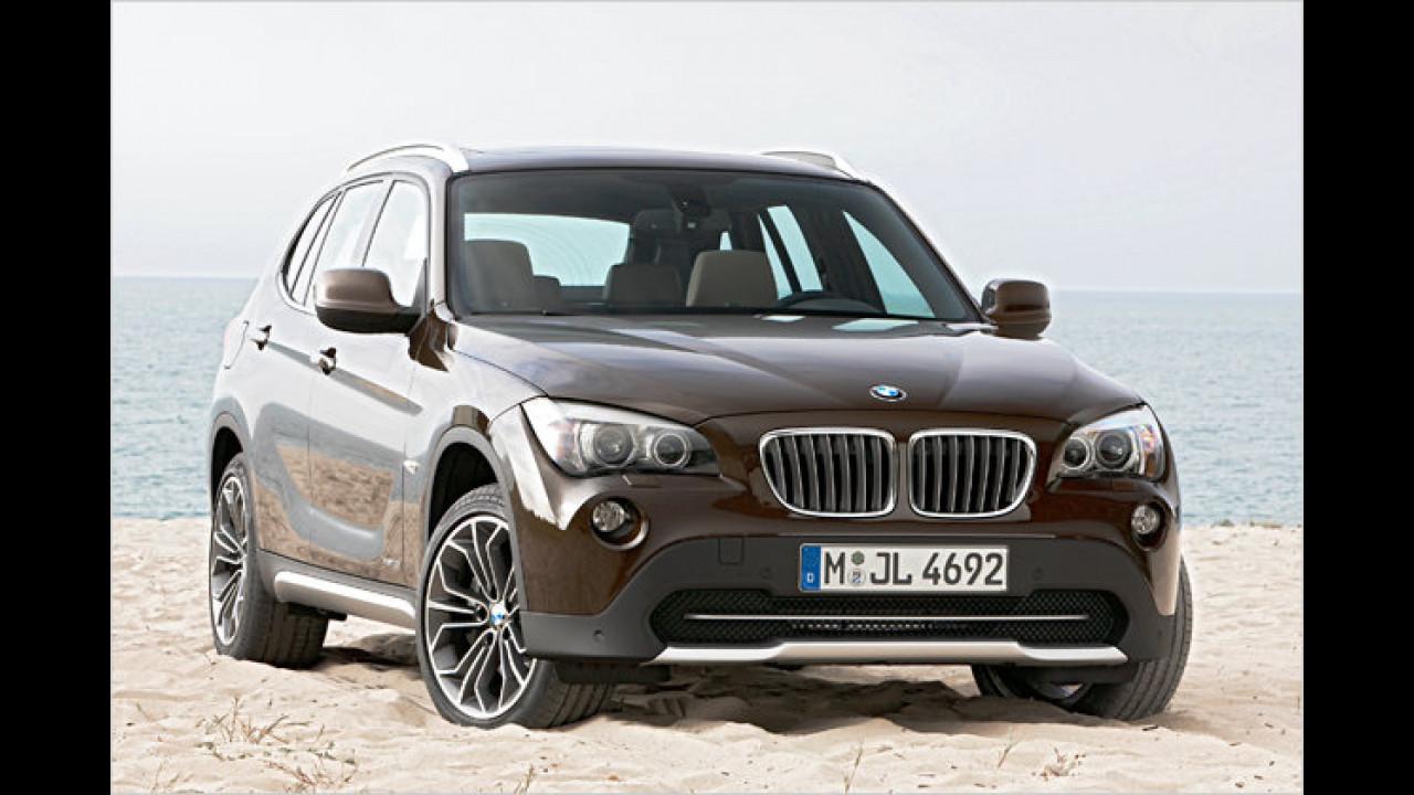 BMW: Die häufigste Farbe ist Schwarz