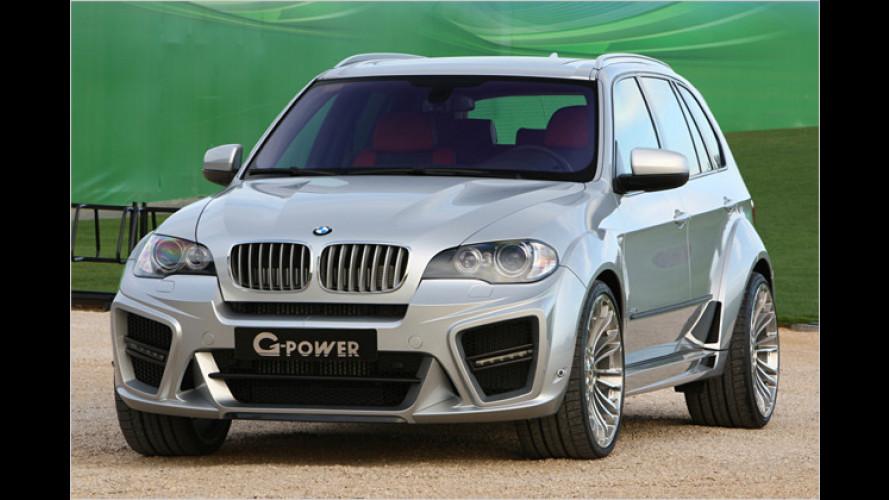 G-Power macht aus dem BMW X5 den Typhoon