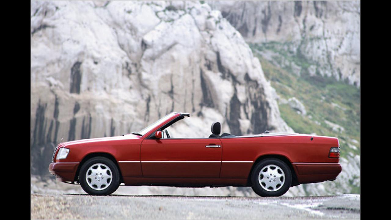 Mercedes W 124 Cabrio (1991-1997)