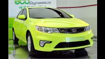 Kia zeigt Flüssiggas-Hybrid