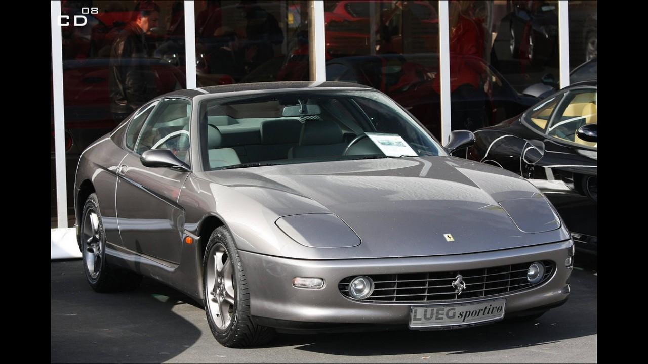 Ferrari 456M GT Scaglietti