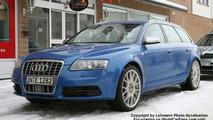 SPY PHOTOS: New Audi RS Models - RS6 Avant