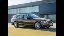 Mercedes C300 BlueTEC Hybrid Station Wagon