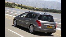 Peugeot 308 SW in anteprima a Ginevra