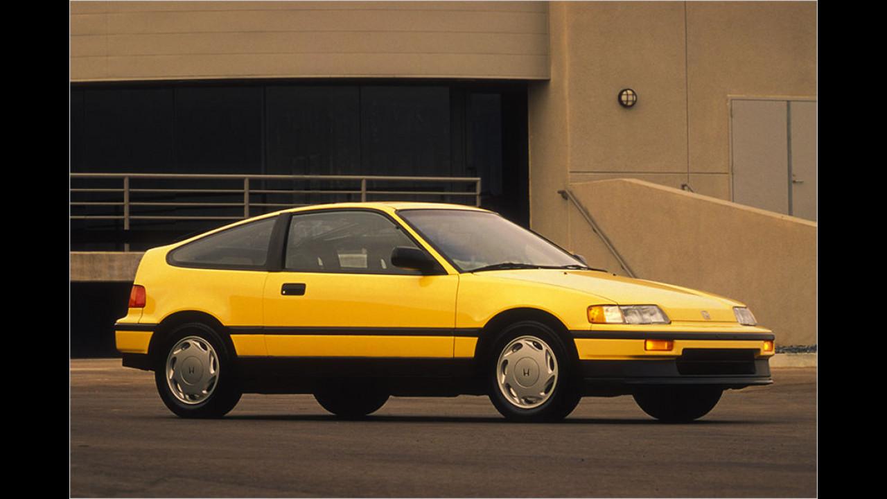 Honda CRX (1987)
