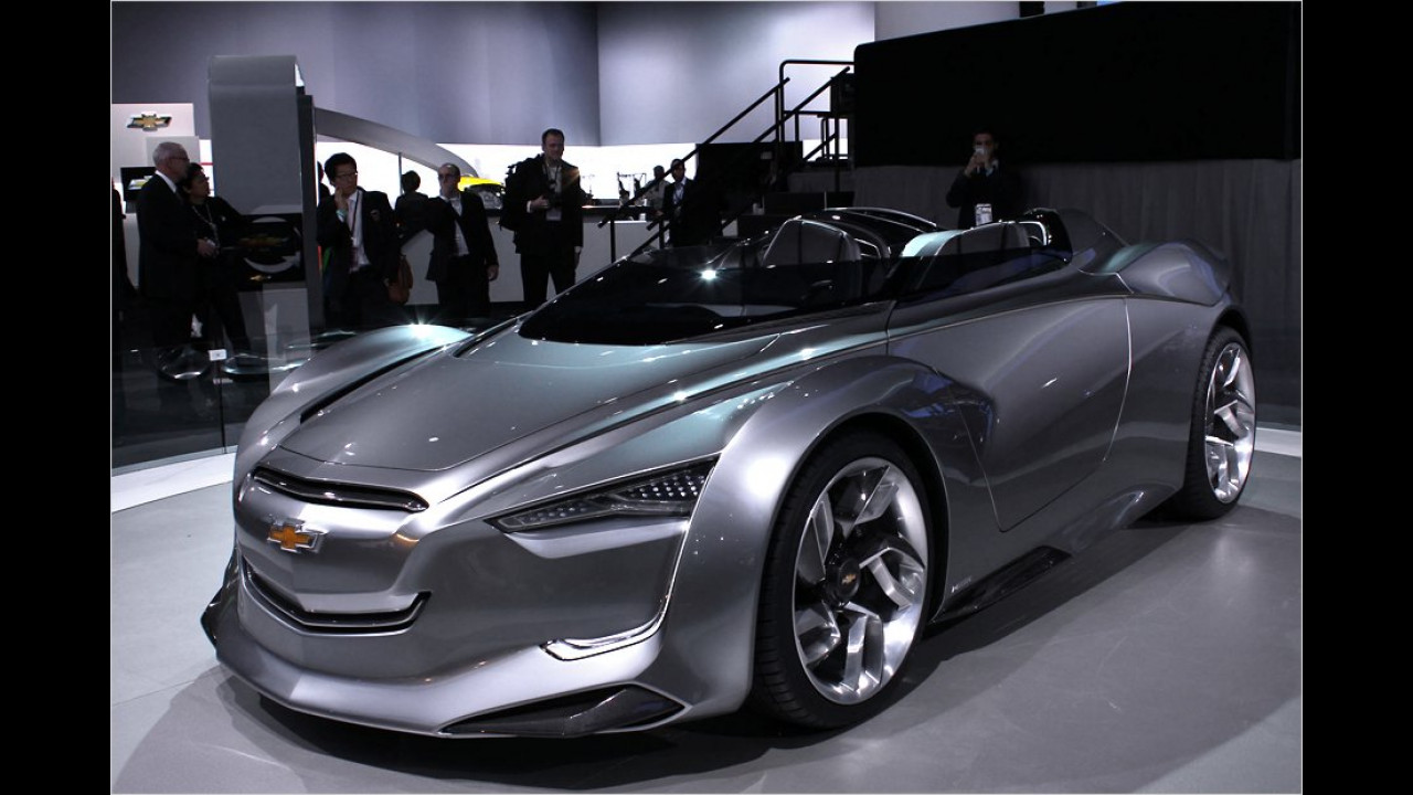 Chevrolet Miray Roadster