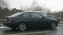 BMW 3-Series Coupe Spy Photos