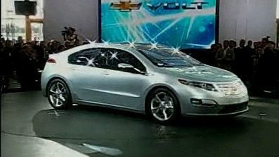 Chevy Volt Still Set to Hit Dealerships in Nov 2010