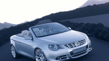 New VW Convertible with Innovative Roof System to be Launched in 2006
