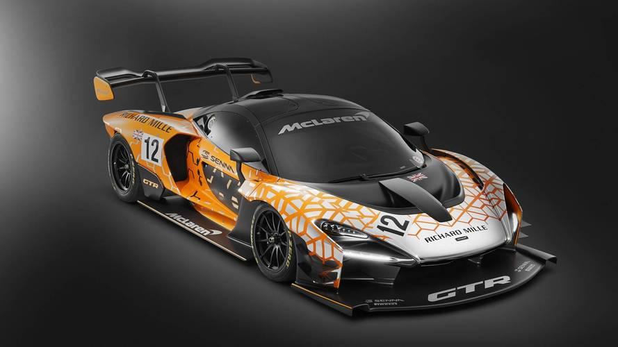 Csak az F1-es McLaren gyorsabb nála: Senna GTR Concept