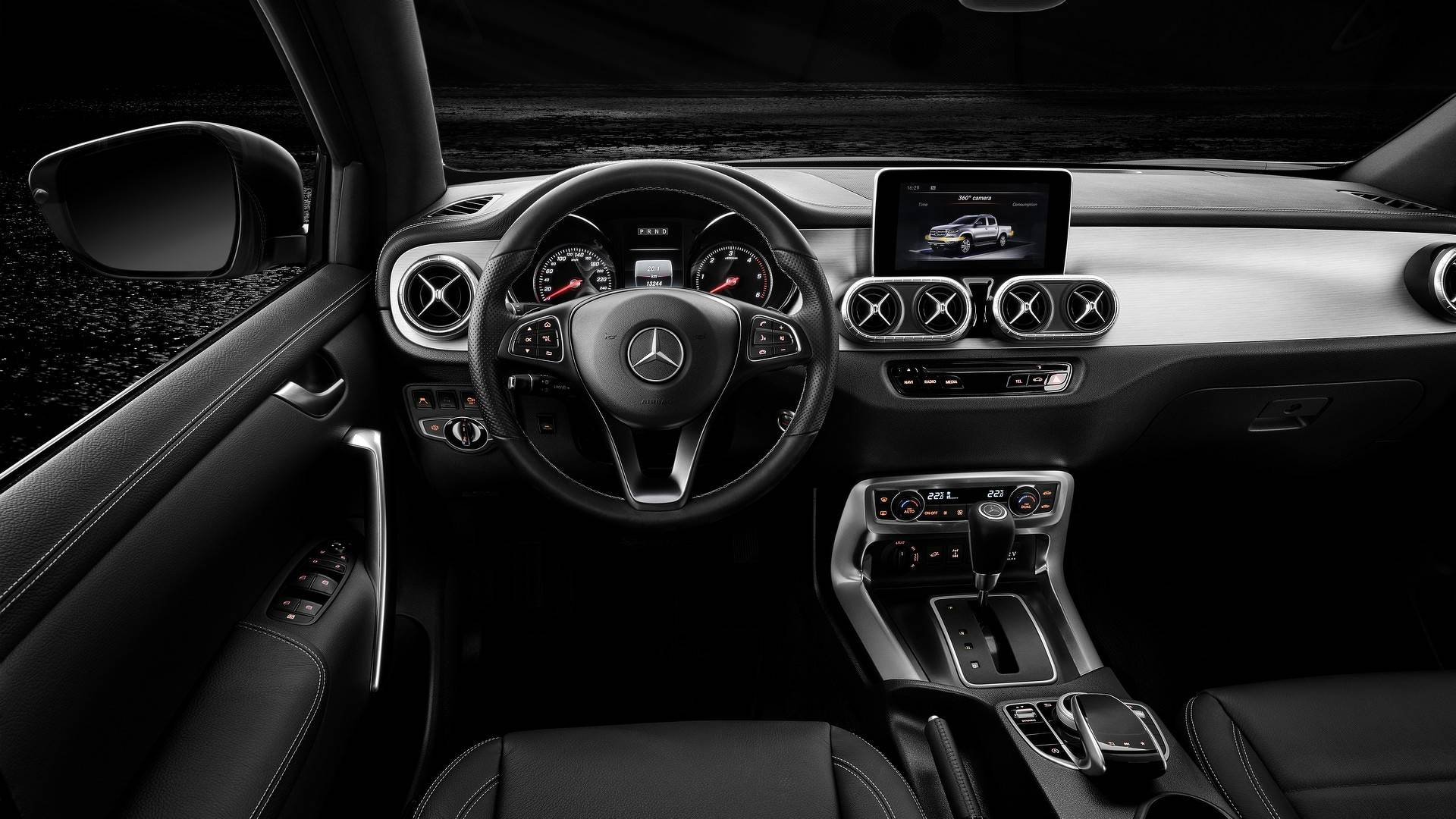 Mercedes Classe X X350d 4Matic 2018