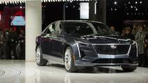 2019 Cadillac CT6 V-Sport New York Auto Show