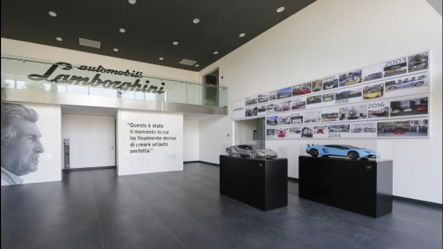 Lamborghini Road Monument, un concorso per la città