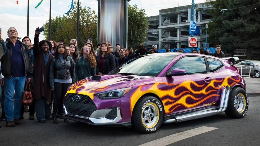 New Hyundai Veloster To Star In