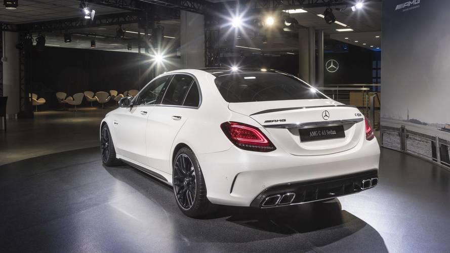 La future Mercedes-AMG C 63 sera hybride !
