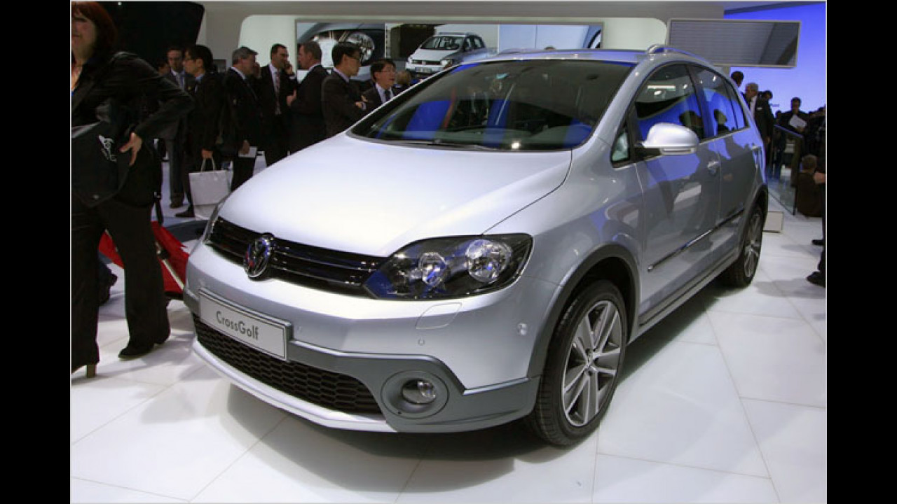 VW CrossGolf