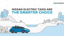 Nissan EV Taxi
