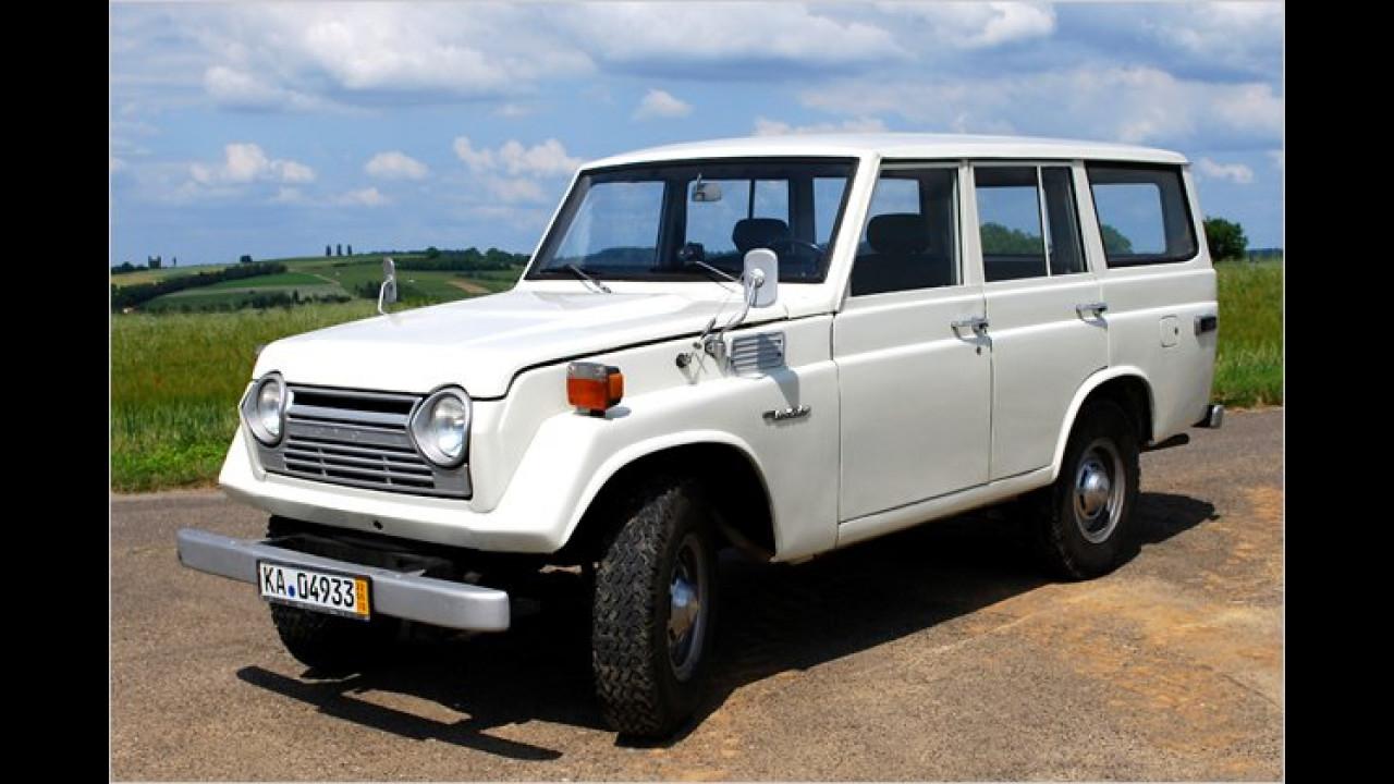Land Cruiser J5 (1967 bis 1980)