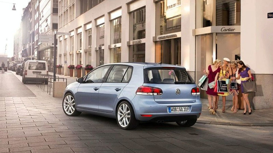 New VW Golf VI Photos Leaked