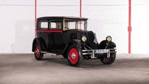 Lot 9 - 1928 Renault Mona 6 RY Berline