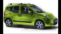 Salão de Genebra 2008: Versão família da nova geração da Fiat Fiorino