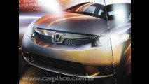 Em breve: Honda New Civic receberá pequenas atualizações visuais nos E.U.A