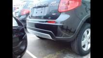 Depois do Sedici: Surgem as primeiras imagens do facelift do Suzuki SX4 2009