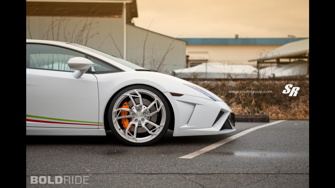 SR Auto Group Lamborghini Gallardo