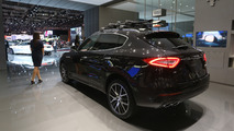 Maserati Levante 2016 Mondial de l'Automobile