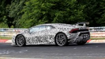 Huracan Superleggera Ring'de test ediliyor