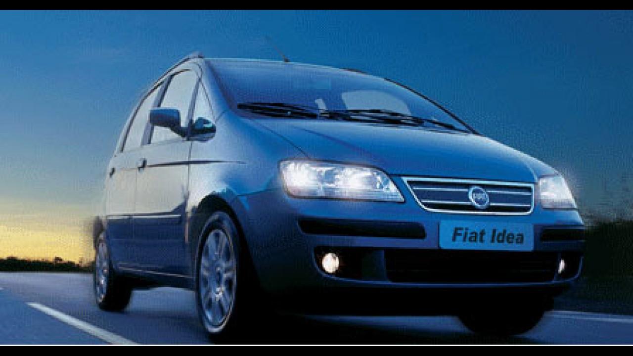 Fiat Idea ELX ganha novo Kit Creative