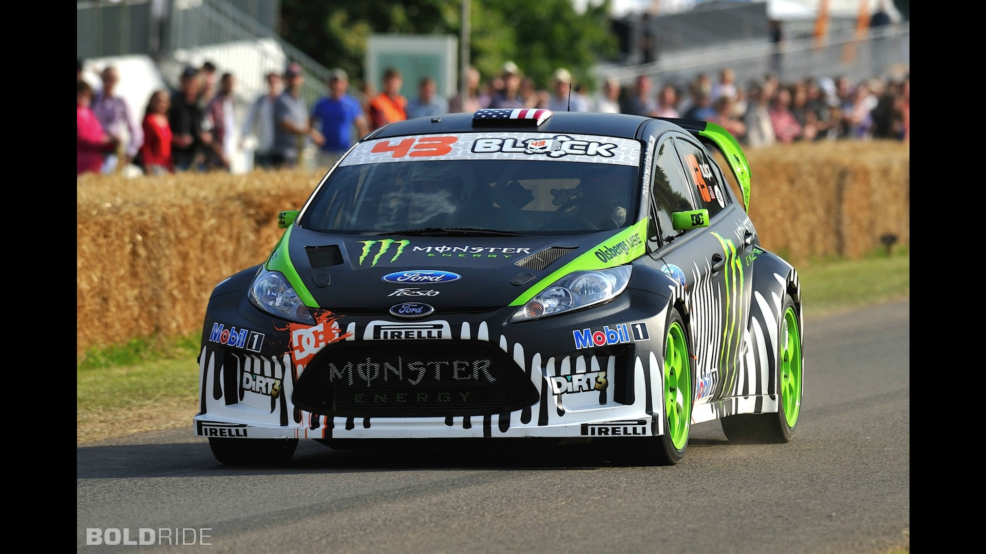 ford fiesta rs wrc ken block. Black Bedroom Furniture Sets. Home Design Ideas